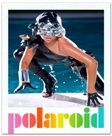 Lady Gaga Polaroid Creative Director