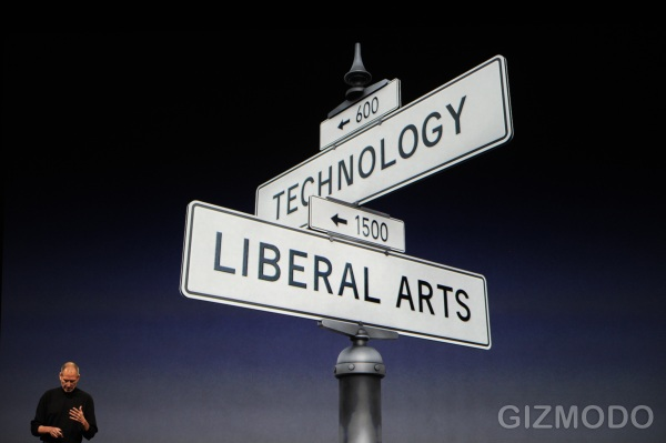 Apple iPad Liberal Arts Technology