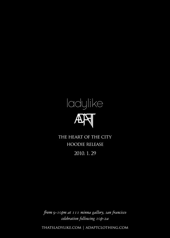 Heart of theCity LadyLike x Adapt Advancers