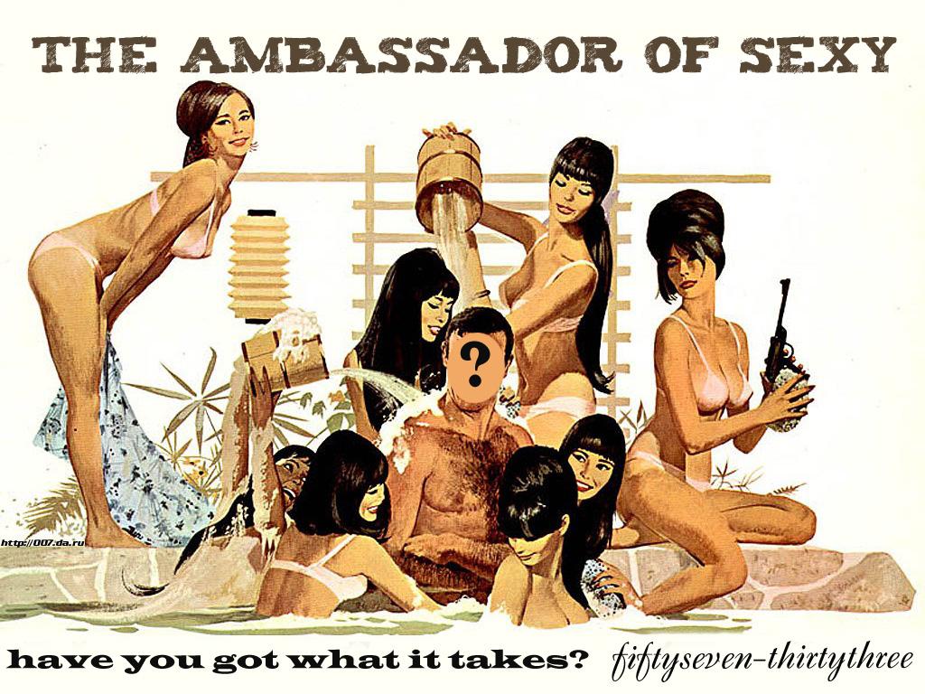 fiftyseven-thirtythree Ambassador of Sexy