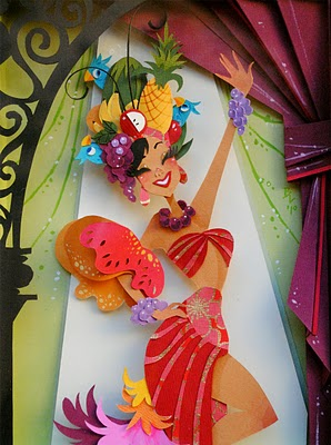 Brittney Lee Carmen Miranda