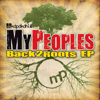 My Peoples Back2Roots EP