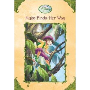 Disney Fairies Myka Finds Her Way