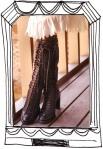 Sea of Shoes Jane Aldridge Ann Demeulemeester