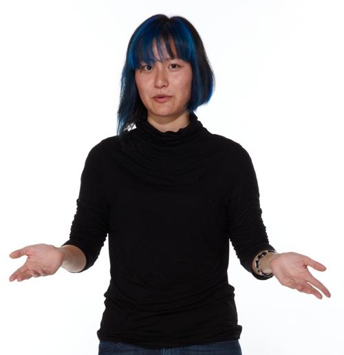 Mayka Mei as Steve Jobs