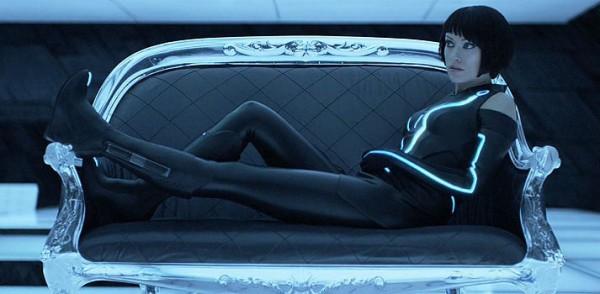 TRON: Legacy Olivia Wilde Film Drunk