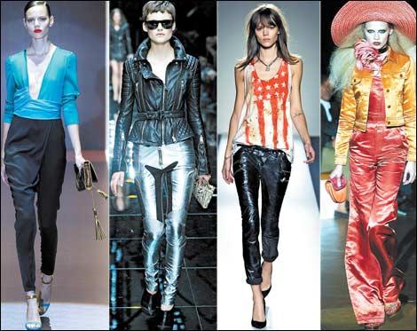 Gucci, Burberry Prorsum, Balmain, Marc Jacobs