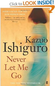Kazuo Ishiguro Never Let Me Go 2006