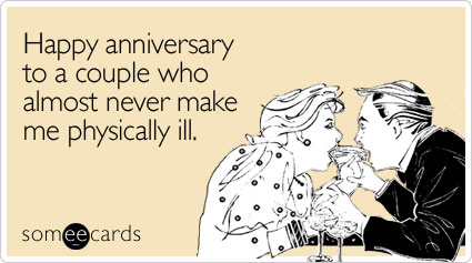 Some E Cards Happy Anniversary