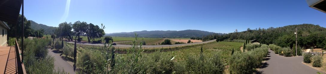 Dutch Henry Winery in Calistoga, California