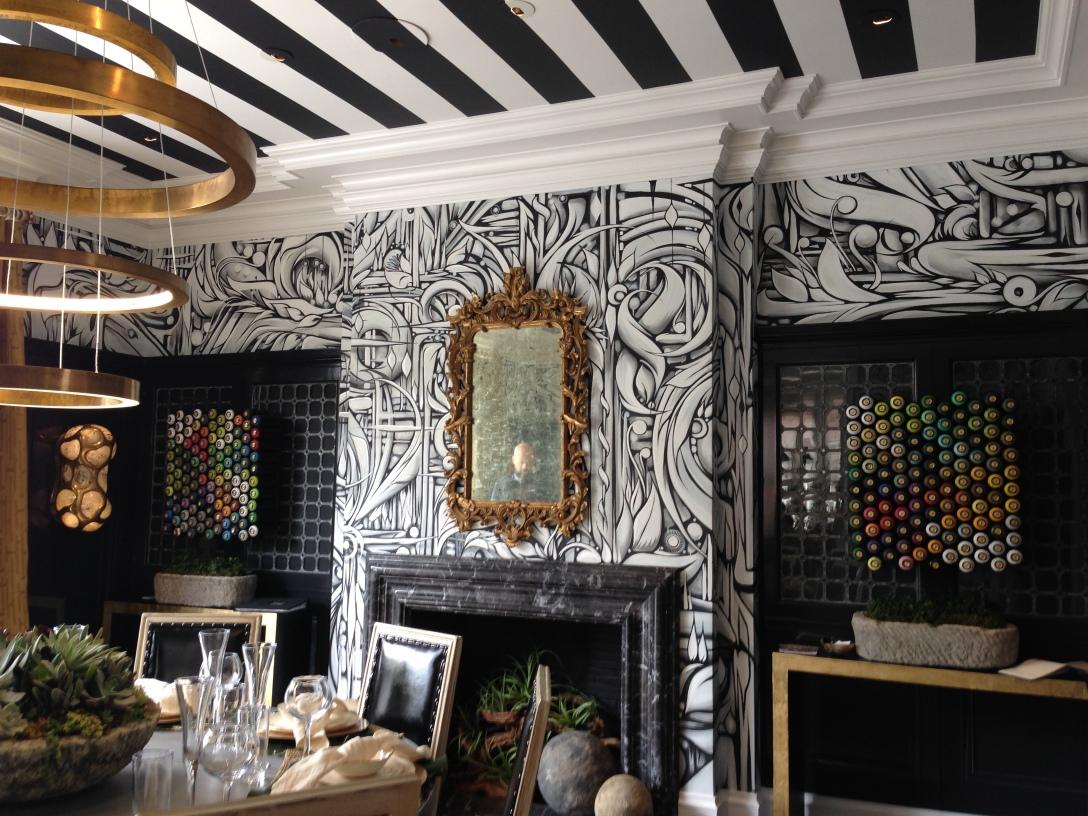 Cecilie Starin Design for the San Francisco Decorator Showcase 2015